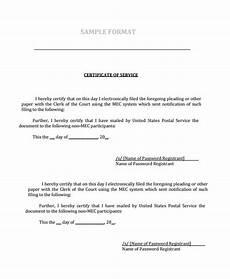 Social Service Certificate Format Certificate Of Service Template 15 Word Pdf Psd Ai