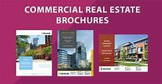 Commercial Real Estate Templates Commercial Real Estate Brochure Flyer Design Designs