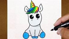 como desenhar um unic 243 rnio kawai how to draw colorindo e