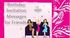 Invitation Message For Party Invitation Messages Page 2
