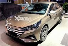 Hyundai Verna 2020 Launch Date by 2020 Hyundai Verna Facelift Exteriors Revealed New