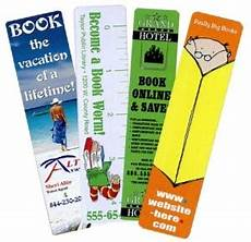 Promotional Bookmarks Promotional Printing Custom Printed Bookmarks Are Simple