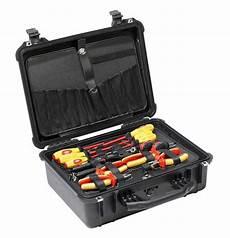 Peli Werkzeugkoffer test handwerkzeug sets peli werkzeugkoffer wasserdicht