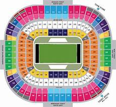 Tiger Stadium Seating Chart 3d Bank Of America Stadium Carolina Panthers Football