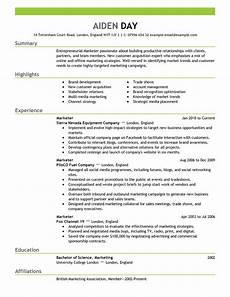 Keywords In Resume Guide To Marketing Resume Keywords Resume Keywords