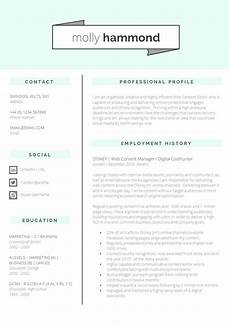 Cv Template Format 13 Slick And Highly Professional Cv Templates Guru