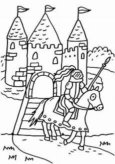 Malvorlage Ritter Einfach Ritter Ausmalbilder In 2020 Ausmalbilder Ritter