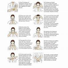 Facial Techniques Chart 3 Facial Techniques To Use Every Day