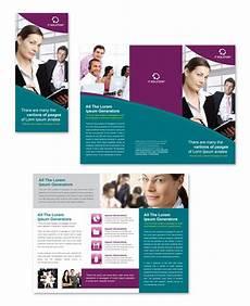 Tri Fold Brochure In Word Free Tri Fold Brochure Template Sample