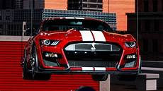 Ford Gt500 Specs 2020 by 2020 Ford Shelby Gt500 Roars Into Detroit With Dct No Hp