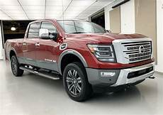Nissan Titan 2020 by See The New 2020 Nissan Titan Xd In The Flesh All