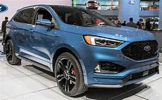 Ford Edge 2020 by 2020 Ford Edge St Price