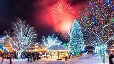 Leavenworth Wa Tree Lighting Leavenworth Your Winter Wonderland Youtube
