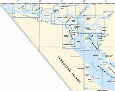 Marine Charts Bc Coast Nautical Chart For Large Scale North Vancouver Island