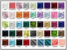 Plant Color Chart Azalea Pocketsquarez