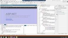 Visual Studio 2013 For Web Download Visual Studio 2013 Web Developer Perspective Youtube