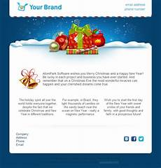 Holiday Party Email Template Christmas Email Templates For Free 2014 From Atompark
