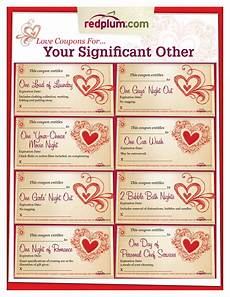 Printable Coupons For Him Romantic Love Coupon Template Printable Love Coupons For