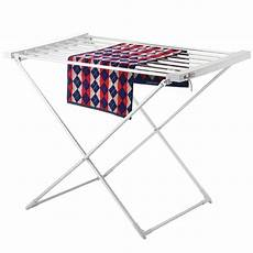 folding clothes rack micro heated airer folding small dryer rack indoor laundry