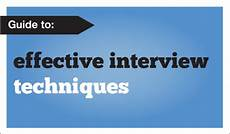 Interview Techniques Download Effective Interview Techniques My Free Digital