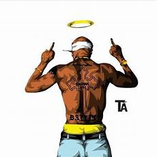 chion and supreme wallpaper hiphopart trill tupac trill