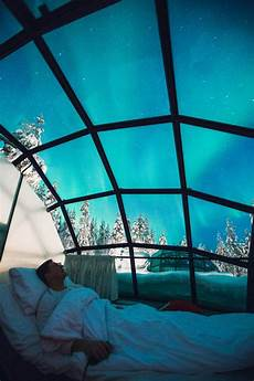 Northern Lights Glass Chasing The Wondrous Northern Lights In Finland Is An