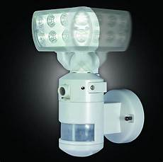 Led Flood Light With Camera Nightwatcher Motion Tracking Motorized Led Flood Light