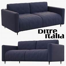 Sofa Bed 3d Image by Ditre Italia Eclectico Sofa Bed 3d Model Cgtrader