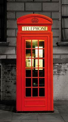 messaggi da cabina telefonica carta da parati londra la cabina telefonica rossa