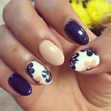 Bird Design On Nails 19 Flower Nail Art Designs Ideas Design Trends