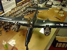 Scratch Built 1 18 Scale Grumman F7f 3 Tigercat By Ron Denning