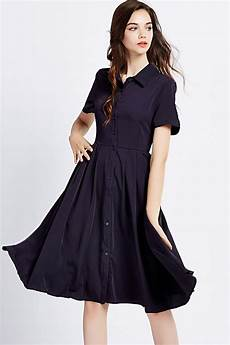 purple single breasted sleeve midi dress 022785