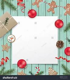 Christmas Poster Templates Christmas Poster Template Gift Box Ribbon Stock Vector