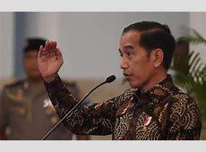 Jokowi: Data Valid adalah Sumber Kekayaan Baru