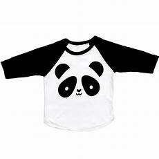 panda clothes for kawaii panda baseball t shirt panda shirt