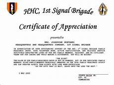 Certificate Of Appreciation Examples Free 35 Best Printable Certificate Of Appreciation