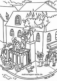 Malvorlage Playmobil Feuerwehr Feuerwehr Mandala Kinderbilder Kinderbilder