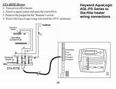 Sta Rite Service Heater Light Problem With Sta Rite Sr400na Heater