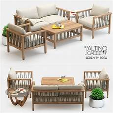 Patio Sofa Set 3d Image by Altinci Cadde Serenity Garden Sofa 3d Model For