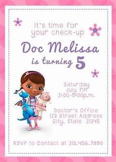 Free Doc Mcstuffins Invitation Templates Free Templates Invitations Doc Mcstuffins Google Search