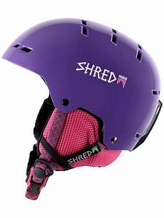 Shred Helmet Size Chart Buy Shred Bumper Helmet Youth Online At Blue Tomato Com