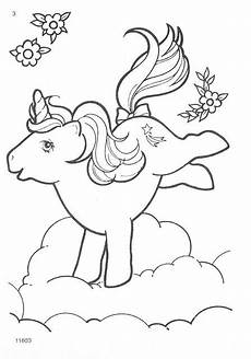 my pony g1 coloring pages mit bildern