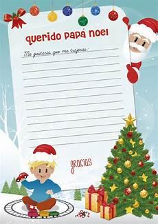 Cartas Para Papa Noel Carta A Pap 225 Noel Para Los Regalos De Navidad Para