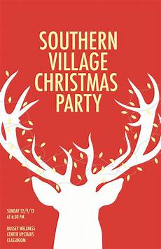 Chrismas Posters 10 Creative Christmas Poster Design Ideas Amp Examples