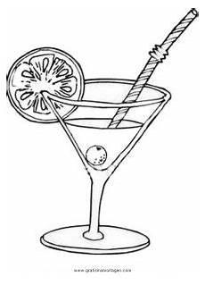 Malvorlagen Zum Ausdrucken Cocktail Cocktail 1 Gratis Malvorlage In Beliebt07 Diverse