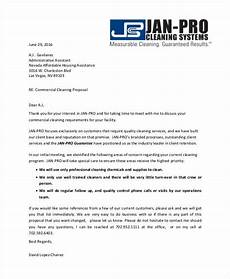Cleaning Business Proposal Sample 12 Cleaning Proposal Examples In Pdf Google Docs