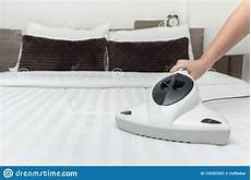 mite vacuum cleaner using cleaning bed mattress stock
