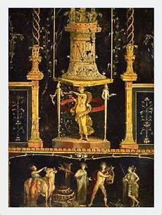 frescos de roma quot triclinium quot casa dei vettii arte