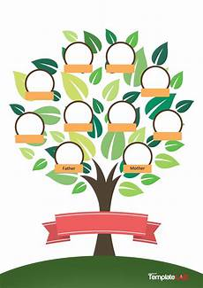 Family Tree Outlines Free 41 Free Family Tree Templates Word Excel Pdf ᐅ