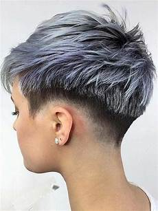 kurzhaarfrisuren 2018 mit cut pin on cool hair